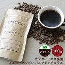 ロクメイコーヒー スペシャルティコーヒー 焙煎豆 ブラジル サンタ・イネス農園 イエローブルボン パルプドナチュラル 100g | コーヒー豆 珈琲豆 スペシャリティコーヒー 粉 豆のまま 中挽き 粗挽き 水出し ストレートコーヒー シングルオリジン おしゃれ 人気