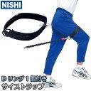 【NISHI ニシ・スポーツ】トレーニングチューブ用サイストラップ NT7453B 1