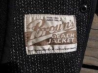 BROWN'SBEACHJACKETブラウンズビーチジャケットLAPELJACKETラペルジャケット