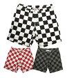 STANDARD CALIFORNIA スタンダードカリフォルニア SD Checker Surf Shorts チェッカー サーフショーツ 3色(Black/White、Red/Gray、Olive/Black)