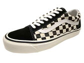 VANS バンズ Old Skool 36 DX (ANAHEIM FACTORY) BLACK/CHECK VANS ヴァンズ