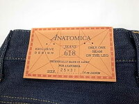 ANATOMICAアナトミカ618MARILYN2INDIGO