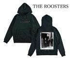 """【SALE】 Amplifier アンプリファイア """"THE ROOSTERS"""" Hoodie フーディ パーカー Black ブラック 3周年記念 3rd Anniversary Hoodie Series2"""