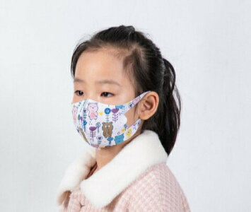 送料無料即納マスク子供用3枚キッズ洗えるマスク花粉症ウイルス対策防塵マスク男女兼用5色