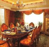 ロココ調イタリア家具ダイニングセット ジャンボコレクションイタリア・ジャンボコレクション社製最高級ダイビングテーブル9点セット