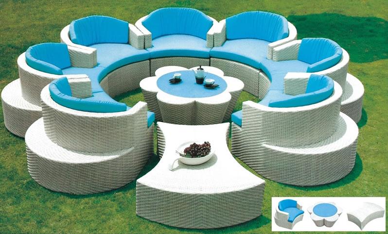 リゾート家具・ガーデン家具・エクステリア家具(屋外用) yt-a-8087:輸入家具のローマンディール