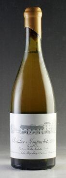 【送料無料】 [2005] シュヴァリエ モンラッシェドメーヌ ドーヴネChevalier MontrachetDomaine d'Auvenay※液漏れフランス / ブルゴーニュ / 白ワイン
