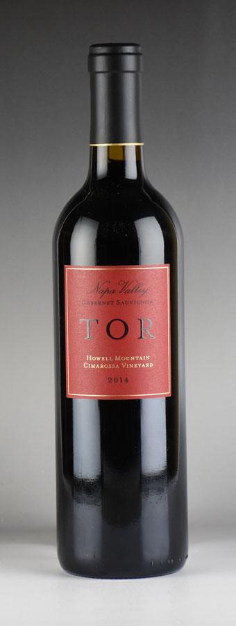 [2014] トアー・ケンワード・ファミリー・ワインズ カベルネ・ソーヴィニヨン シマロッサアメリカ / カリフォルニア / 赤ワイン