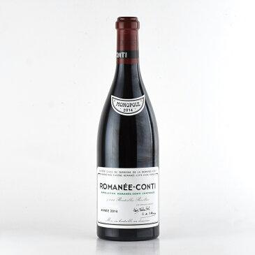 [2014] ドメーヌ・ド・ラ・ロマネ・コンティ DRCロマネコンティフランス / ブルゴーニュ / 赤ワイン