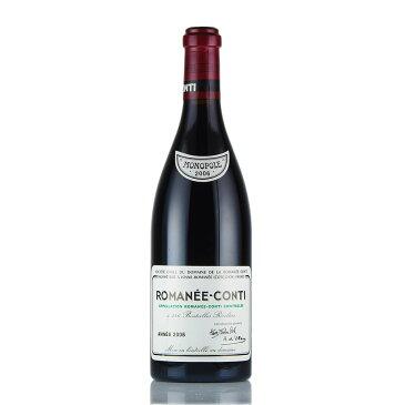 [2006] ドメーヌ・ド・ラ・ロマネ・コンティ DRCロマネコンティフランス / ブルゴーニュ / 赤ワイン
