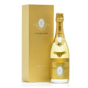 【決算SALE】[2008] ルイ・ロデレールクリスタル 【ギフトボックス】フランス / シャンパーニュ / 発泡系・シャンパン