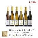 ヴァインリーダー デザートワイン 6本セット(375ml×6) オーストリア 勝田社長セレクトデイリーワイン