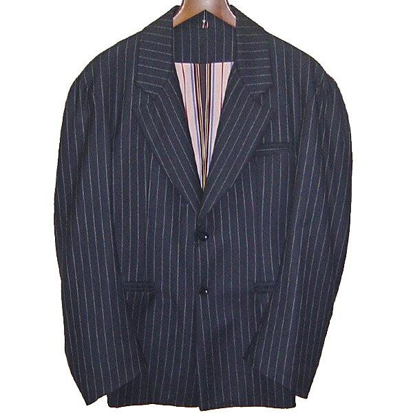 メンズファッション, コート・ジャケット Worlds end Pinstripe Jacket PUNK