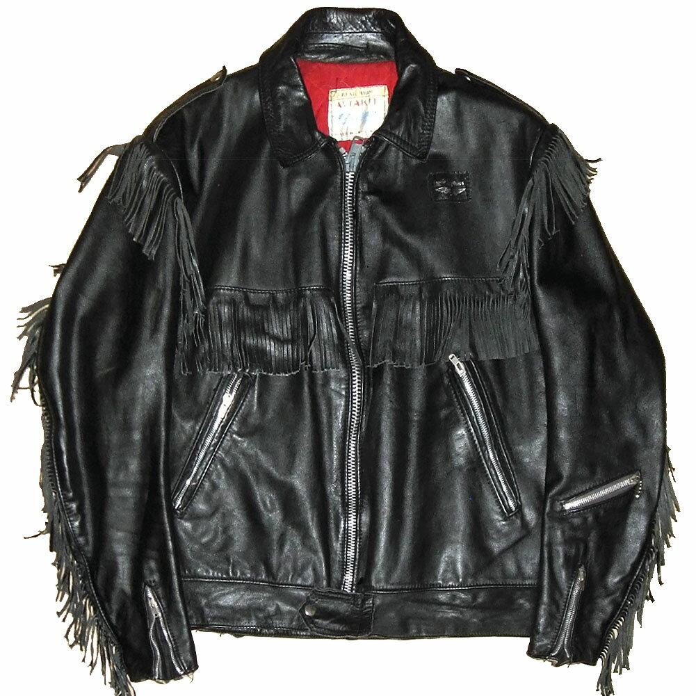 メンズファッション, コート・ジャケット LEWIS LEATHERS 70s VINTAGE SUPER PLAINSMAN JACKET PUNK