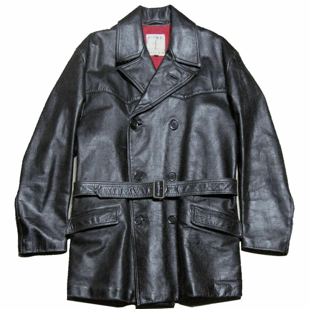 メンズファッション, コート・ジャケット LEWIS LEATHERS 70s VINTAGE BRENNER JACKET MID LENGTH COAT PUNK