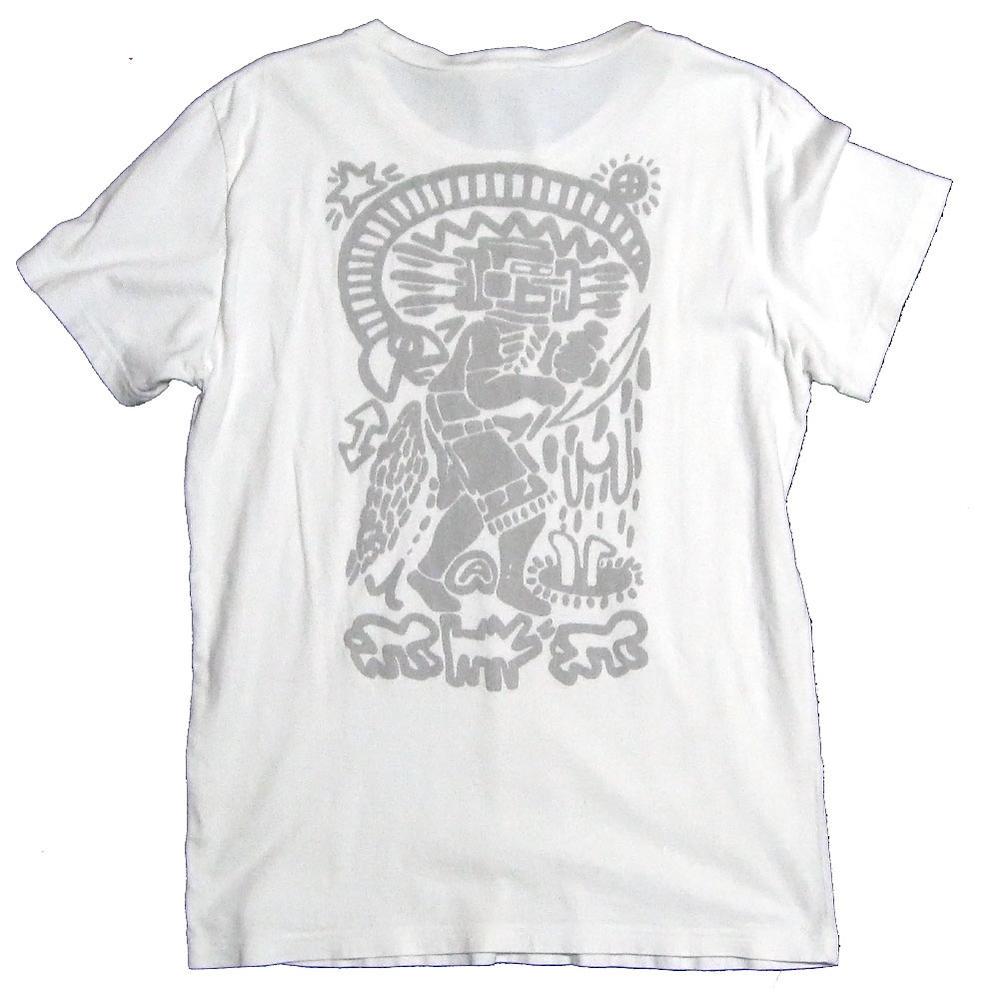 トップス, Tシャツ・カットソー Worlds end Classics Keith Haring DEVIL T-shirt TPUNK