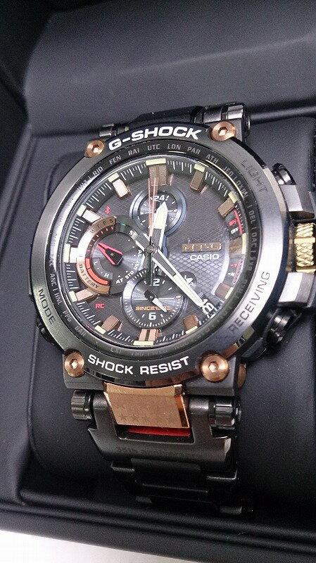 腕時計, メンズ腕時計 CASIO G-SHOCK MTG-B1000TF-1AJR G MTG Bluetooth 35th Anniversary 35