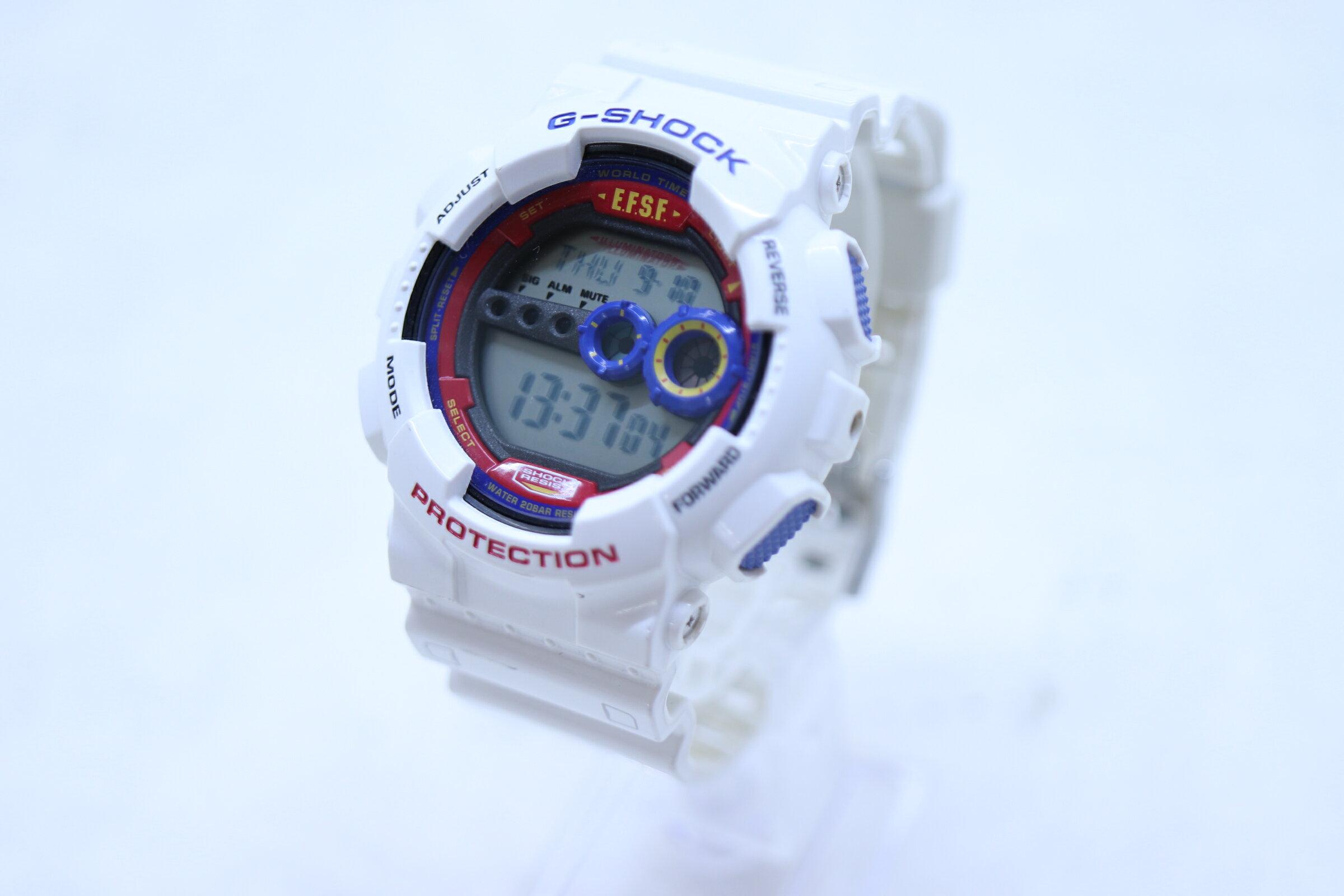 腕時計, メンズ腕時計 G-SHOCK GUMDAM 35 GD-100 7900146Kz