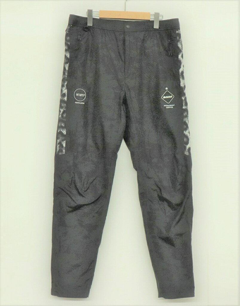 メンズファッション, ズボン・パンツ F.C.R.B.WTAPS LEOPARD PRACTICE LONG PANT FCRB-178119 XL 682158Kz