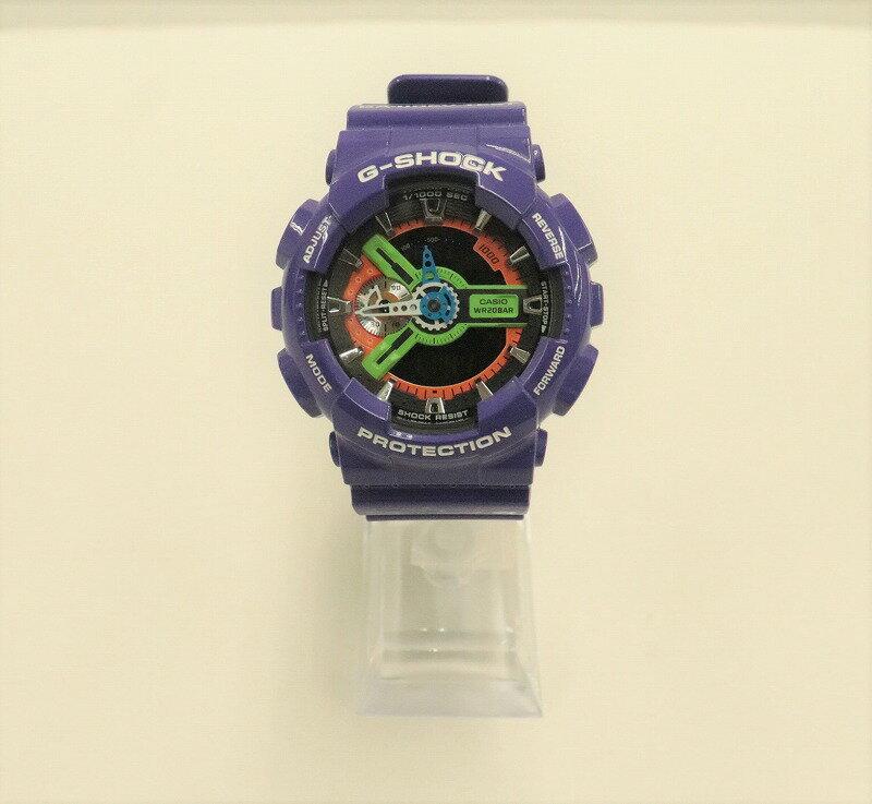 腕時計, メンズ腕時計 CASIO G-SHOCK EVANGELION GA-110EV 7900092Kz