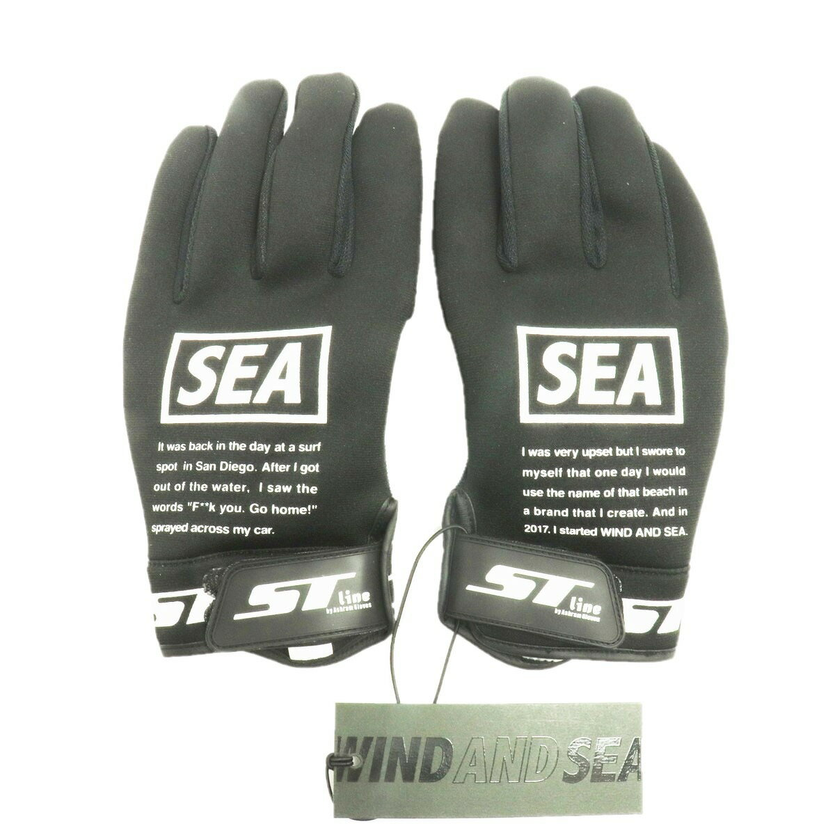 手袋・アームウォーマー, メンズ手袋 Ashram Glove WIND AND SEA