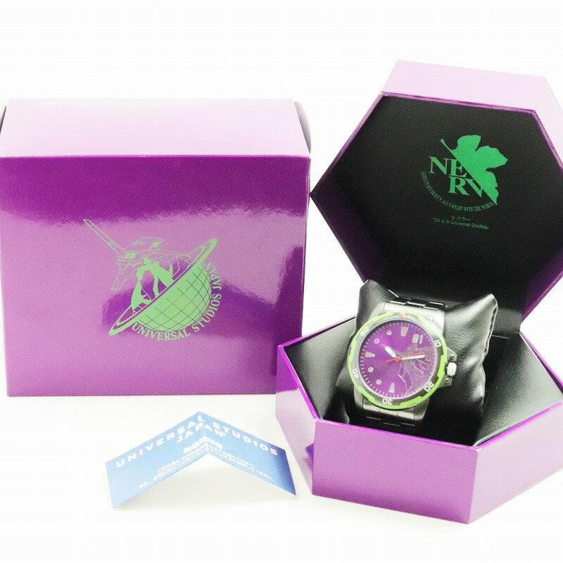 腕時計, メンズ腕時計 EVANGELION USJ