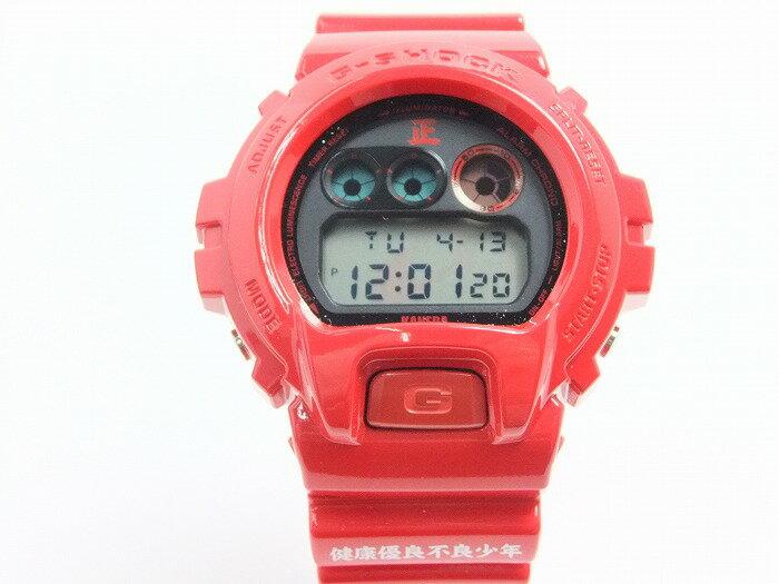 腕時計, メンズ腕時計 CASIO G-SHOCK AKIRA DW-6900FS KANEDA RED30