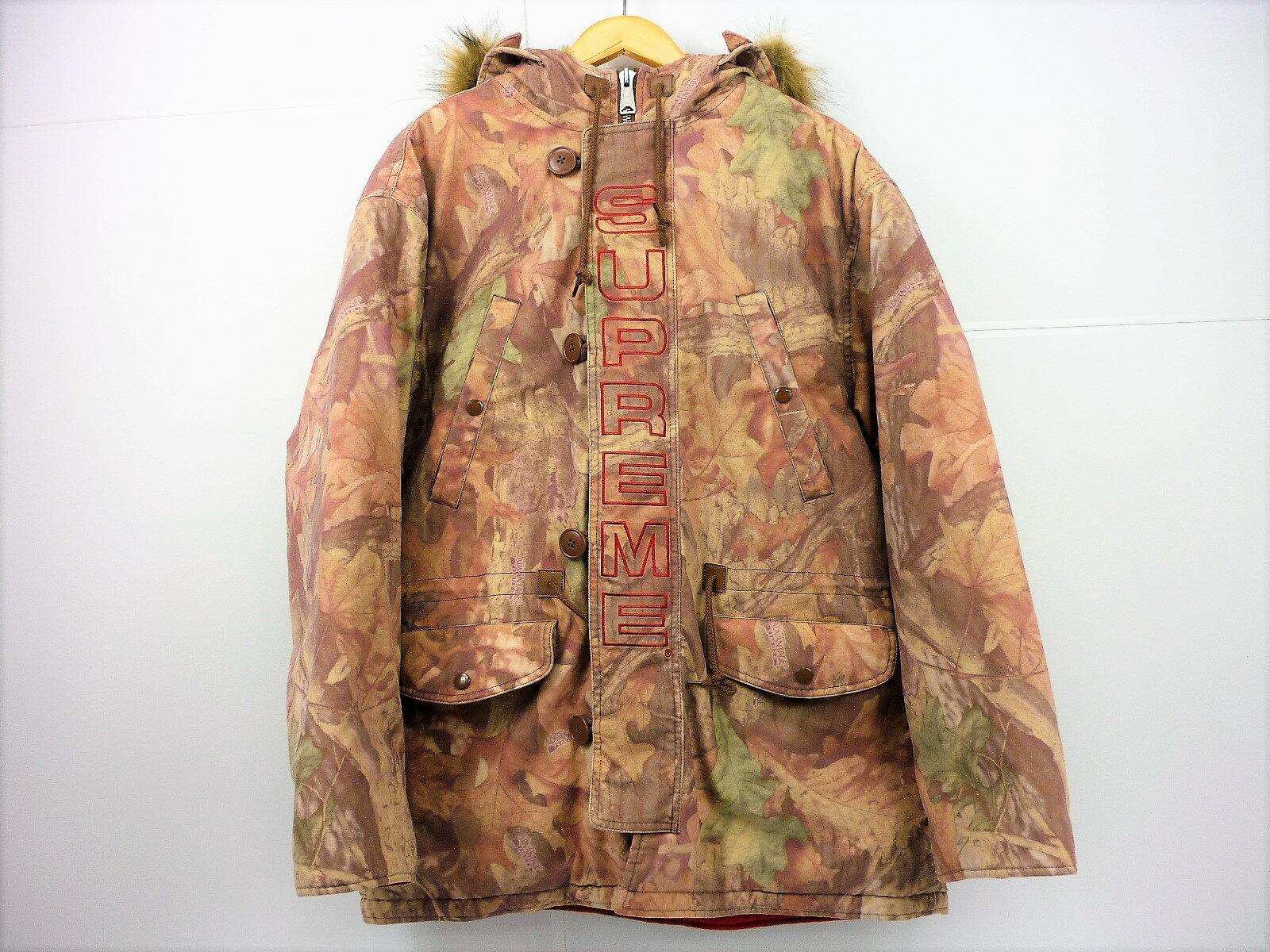 メンズファッション, コート・ジャケット  Supreme 19AW spellout N3-B JACKET sizeM