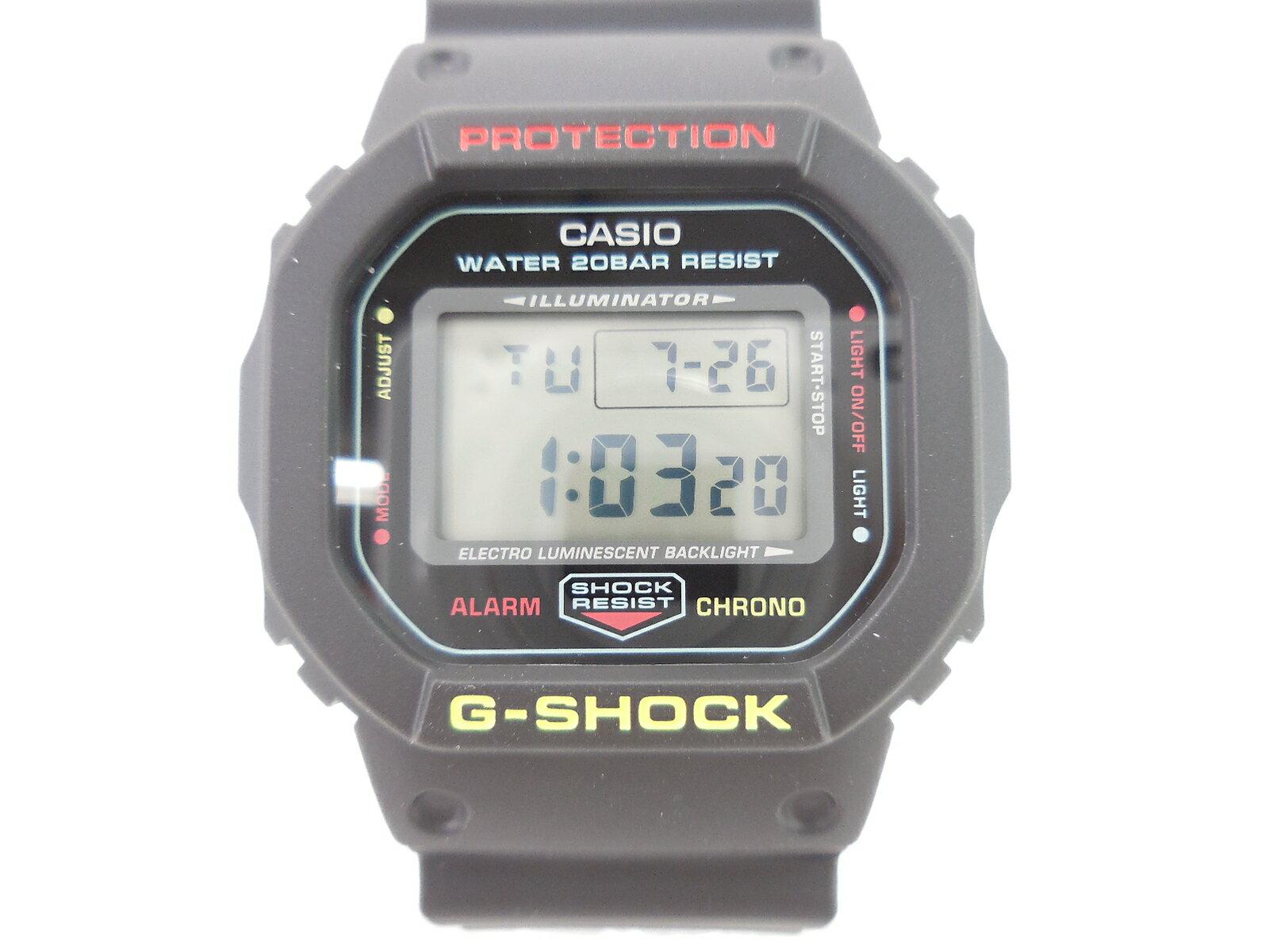 腕時計, メンズ腕時計 G-SHOCK DW-5600CMB-1JF CASIO