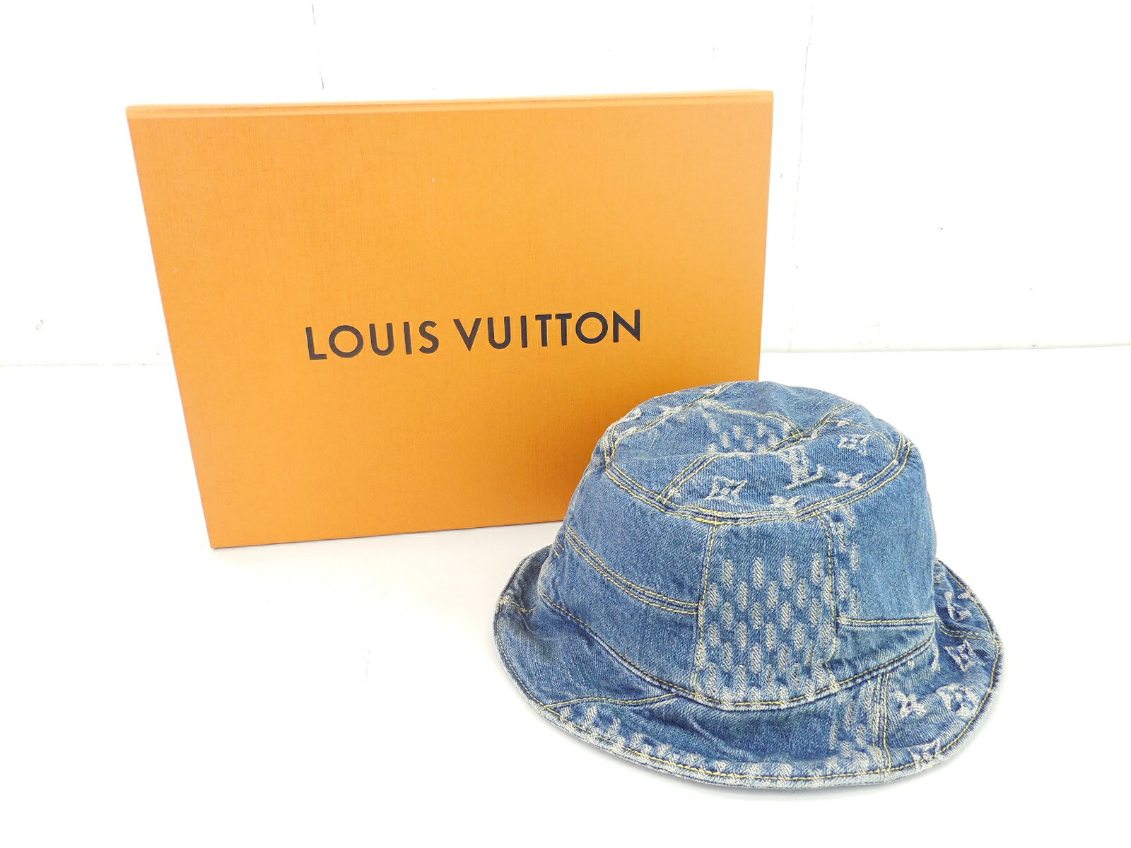 メンズ帽子, ハット LOUIS VUITTON Virgil Abloh NIGO 20AW MP2734 size60 JSB