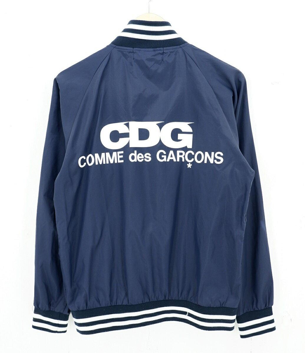 メンズファッション, コート・ジャケット COMME des GARCONS 18SS CDG Varsity Jacket sizeS AD2018 SZ-J006