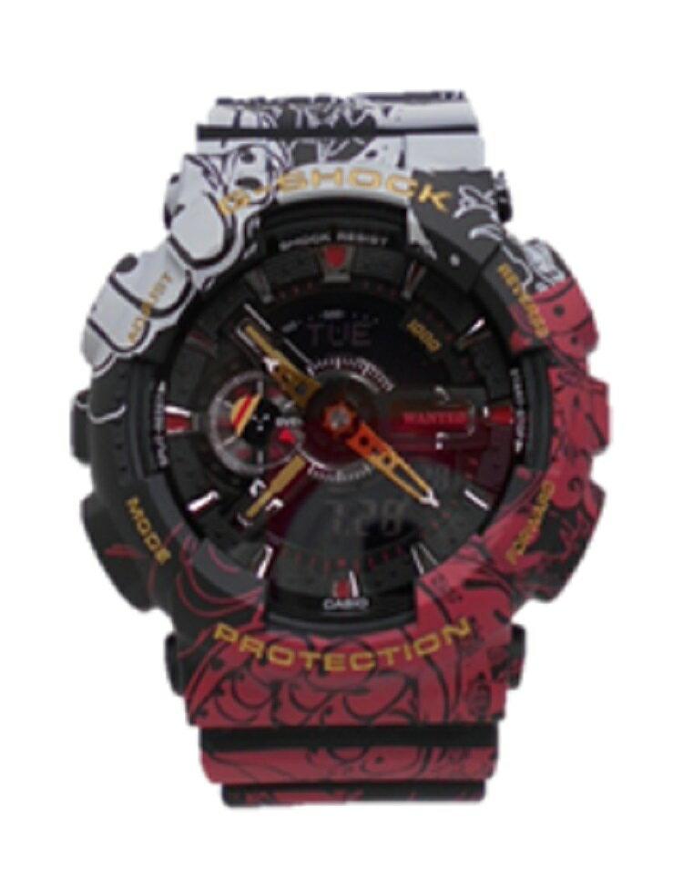 腕時計, メンズ腕時計 G-SHOCK GA-110JOP ONE PIECE 4