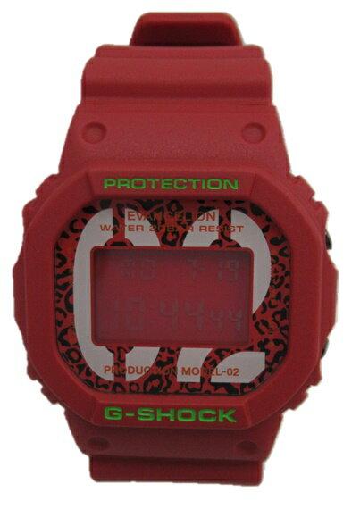 腕時計, メンズ腕時計 G-SHOCK DW-5600VT RADIO EVA 02 THE BEAST MODEL