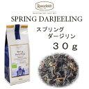 スプリングダージリン(ヌルボング)30g 【ロンネフェルト】春摘み やさしく甘く香る春摘ダージリン