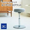 【4連休6H限定P5倍】トレーニング用品 スクワット サポート スツール 椅子 MIZUNO いす