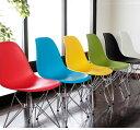 チェア イームズ イームズチェア (DSR・DSW)イス 椅子 イームズ椅子 ダイニングチェア リプロダクト シェルチェア 木脚 スチール脚