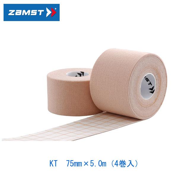 健康グッズ, その他 ZaMST KT 75mm5.0m4 378713