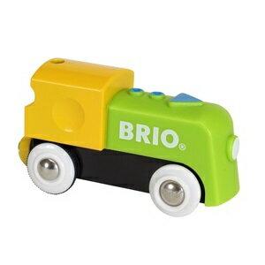 BRIO ブリオ レールウェイ マイファーストバッテリーパワー機関車 33705