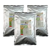 [あす楽]おからパウダー 糖質ゼロ 超々微粉 170メッシュ 食物繊維62% (国内加工) ダイエットに◎ チャック付きアルミジップ [奇跡のおから]1袋500g X 3袋セット