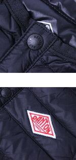 DANTONKID'S(ダントンキッズ)INNERDOWNクルーネックベスト#JD-88443color2018'A/W【Kid's】