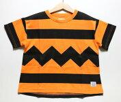 HIGHKING(ハイキング)strangeshortsleeve【orange】【120113021】【90-120cm】