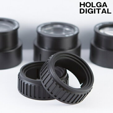 HOLGA DIGITAL ホルガデジタル ホルガ デジタル レンズ アダプター ホルガレンズ HOLGAレンズ レンズアダプター 魚眼レンズ 望遠レンズ 広角レンズ FEL-135 HT-25 2.5X HW-05 0.5X 便利グッズ カメラ アクセサリー レンズ用[ Holga Digital レンズアダプター ]|