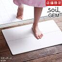 soil GEM ソイル バスマット ソイル 珪藻土 ★店舗...