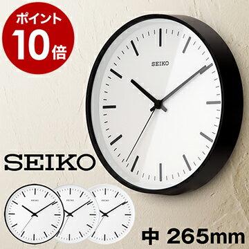 置き時計・掛け時計, 掛け時計 SEIKO KX309K 10 STANDARD M