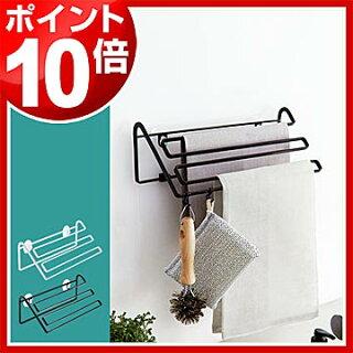 [tower/タワーウォール布巾ハンガー横型]
