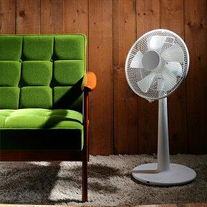 扇風機|プラマイゼロ XQS-V110-W せんぷうき|プラマイ0|リビングファン|フロアファン|リモコン...