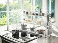 キッチンのコンロ周りの隙間を有効活用!便利な収納グッズのおすすめは?