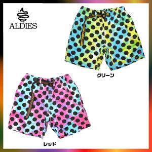 【レビューを書いて100円OFF】ALDIES(アールディーズ)Taidye Dot Short Pants タイダイドットショートパンツ ショーツ 短パン