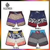 ALDIES アールディーズ ショートパンツ Exotica Swim Pants エキゾチカスイムパンツ ショーツ 海パン