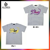 ALDIES アールディーズ Hybrid Cat T ハイブリッドキャットT Tシャツ 猫